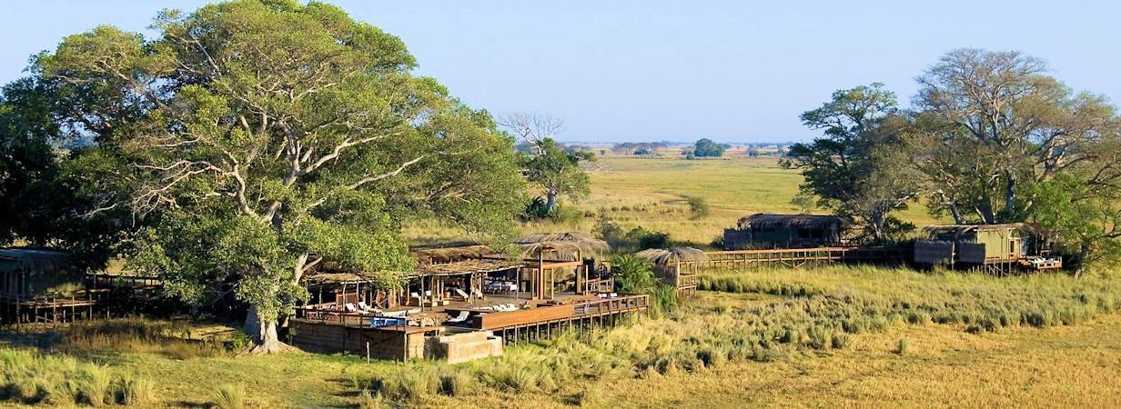 Kafue Lodges