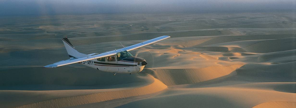 Namibia Fly In Safaris