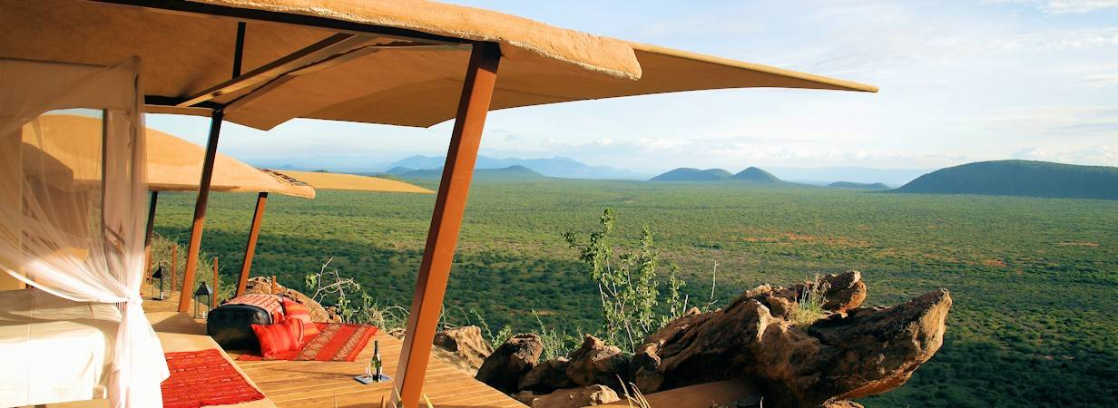 Samburu & Meru Lodges