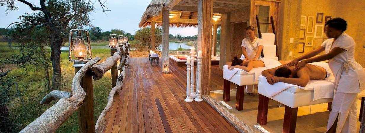 Best Spas in the Kruger