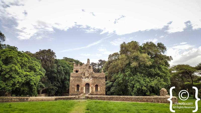 Fasilides Bath Ethiopia | Ethiopia Destinations