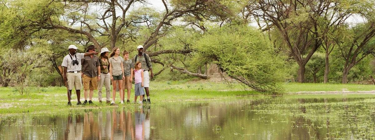 Botswana Family Safaris