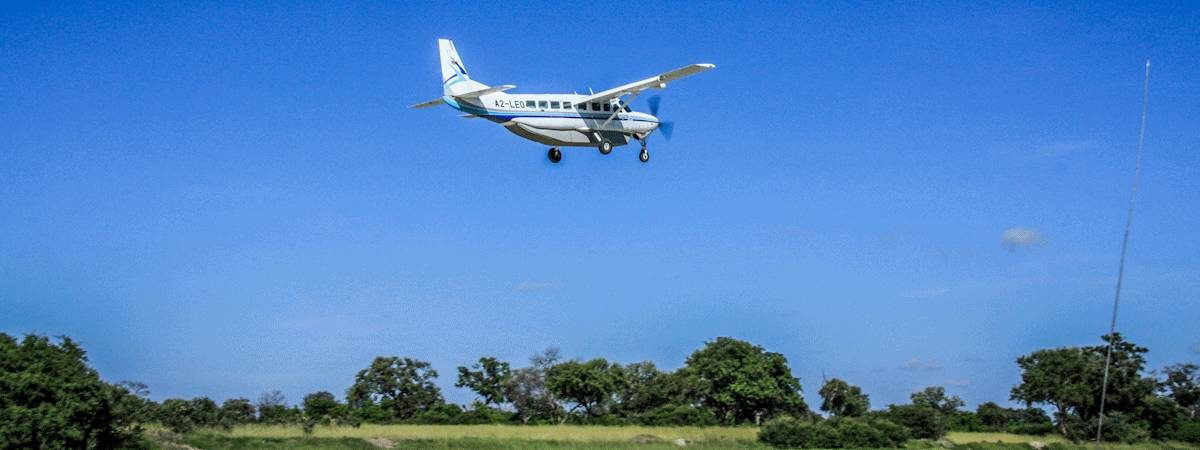 Botswana Fly In Safaris