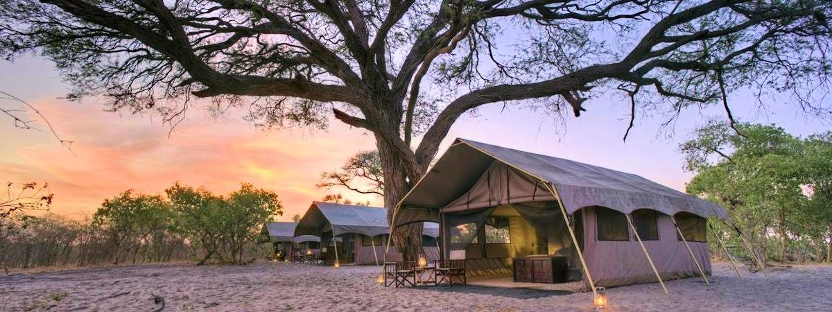 Botswana Luxury Tented Safaris