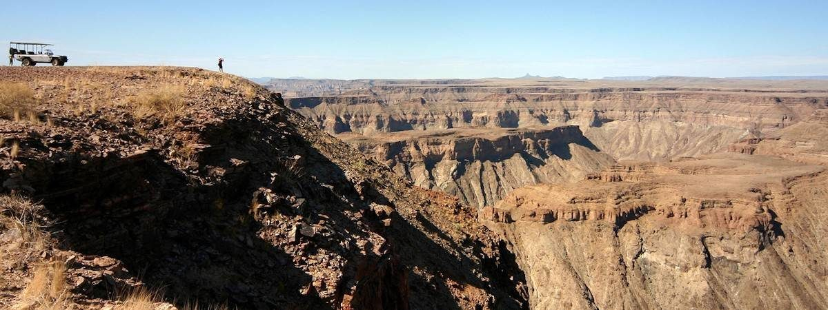 Fish River Canyon Lodges