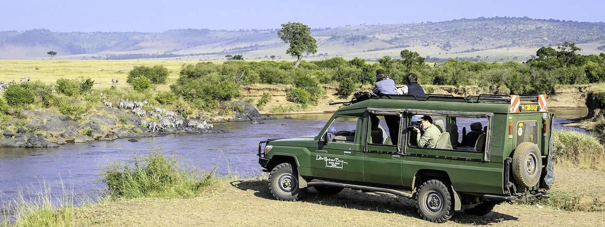 Kenya Safaris By Road
