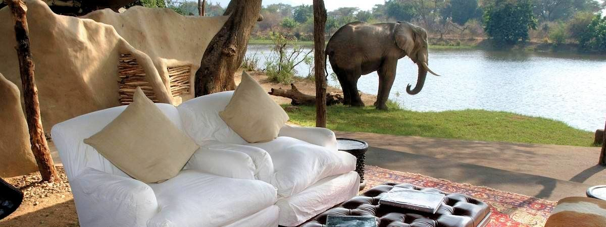 Lower Zambezi Lodges