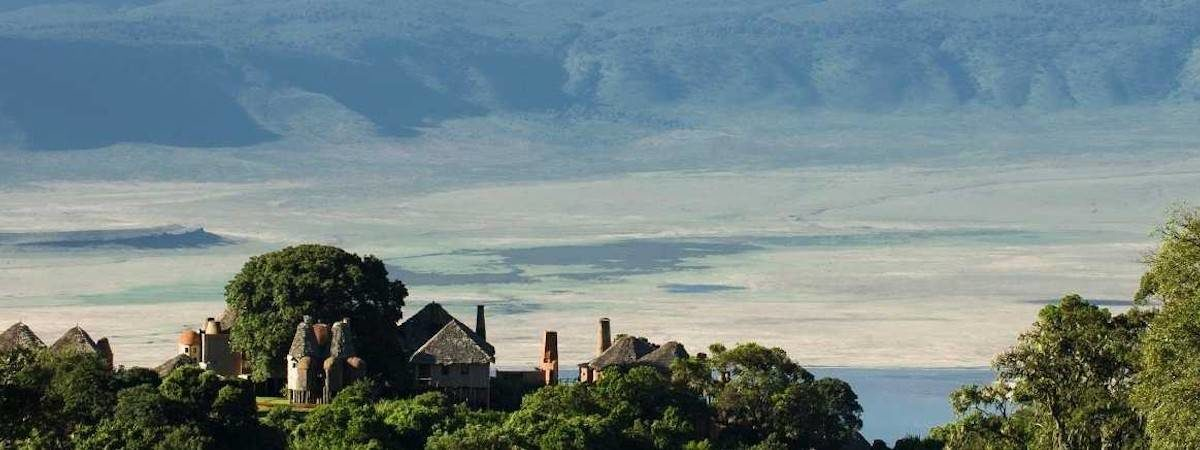 Ngorongoro lodges