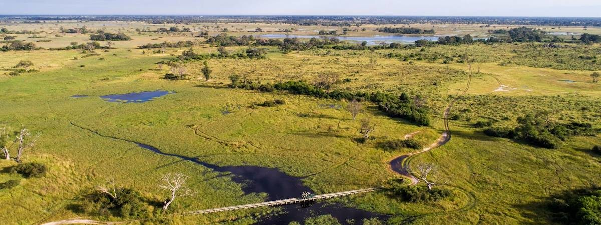 Remote Lodges in Botswana