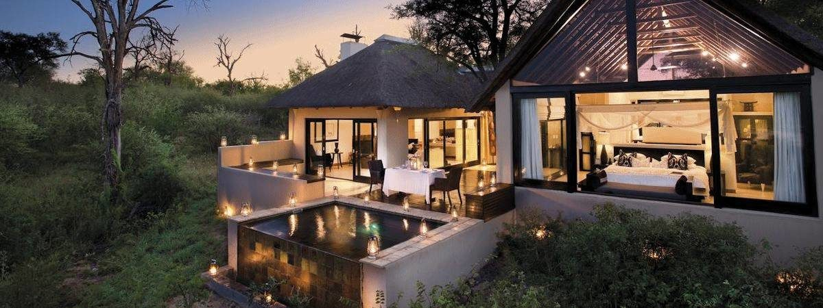 Romantic Kruger Park Lodges