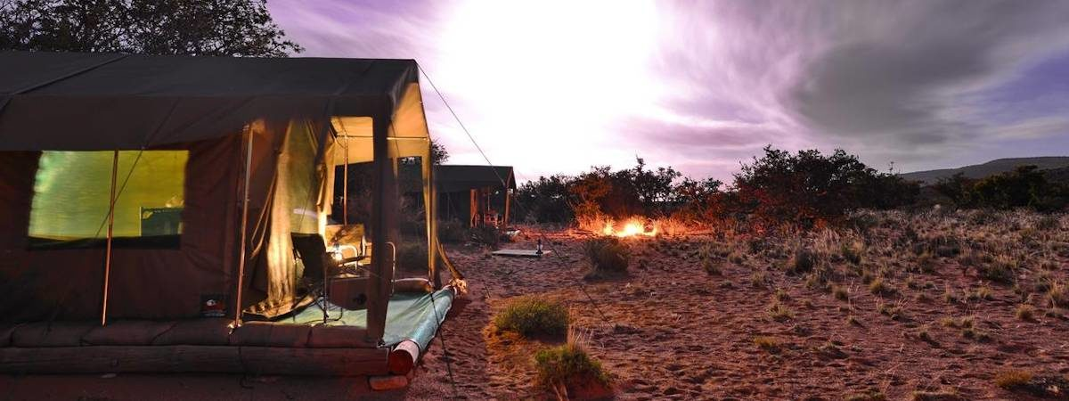 South Africa Camping Safaris