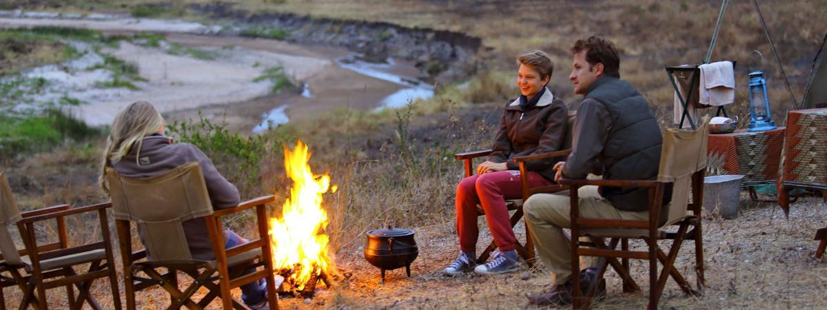 Tanzania Family Safaris for those with kids in tow