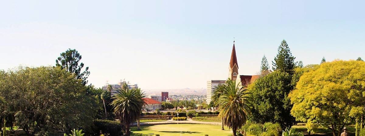 Windhoek Hotels