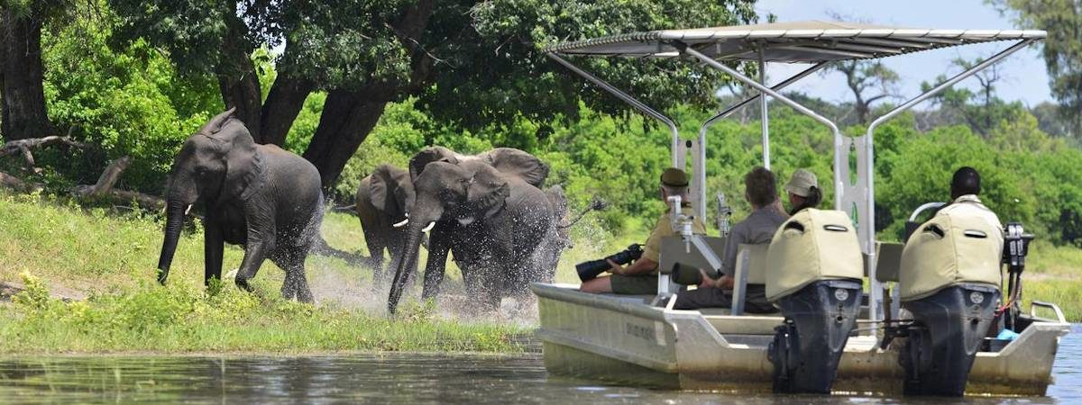 Zambezi Region Lodges