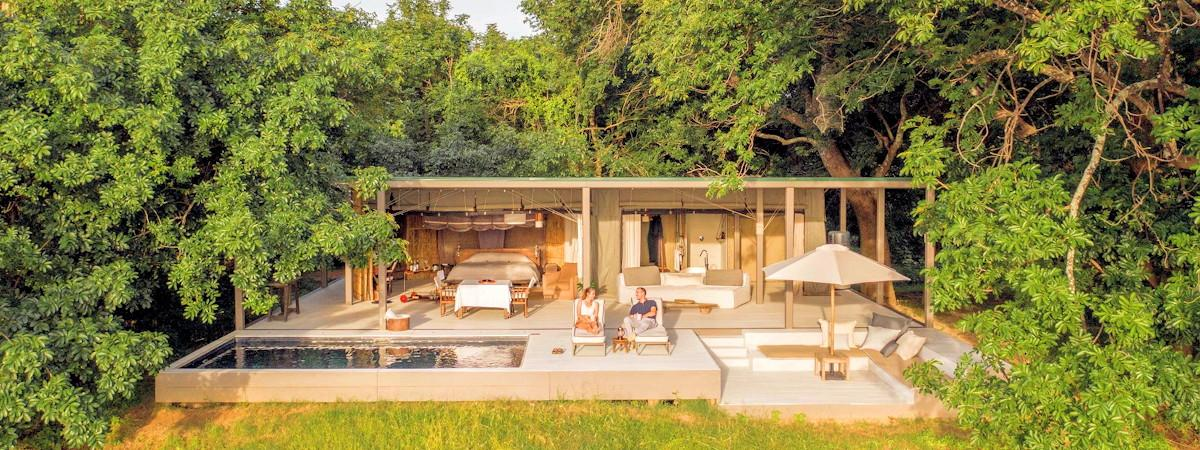 Zambia Most Luxurious Lodges