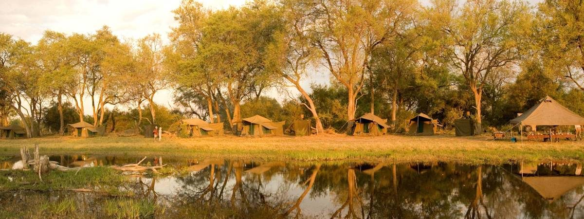 Highlights Of Northern Botswana