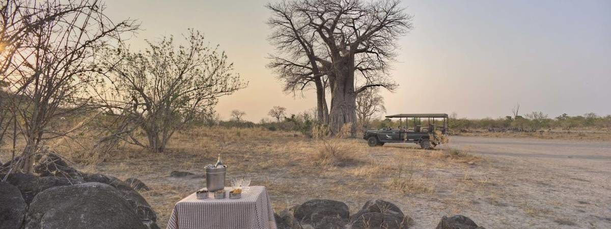 Botswana Luxury in a Tent