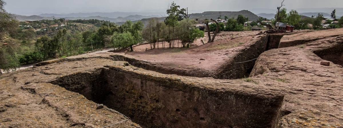 Lalibela Churches Southern Cluster