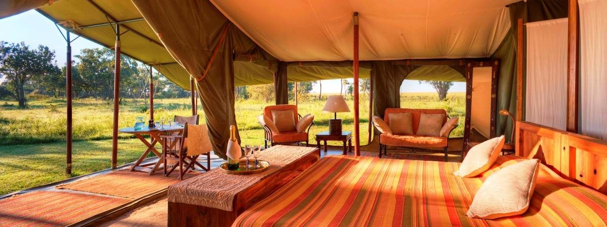 Elephant Pepper Bush Camp