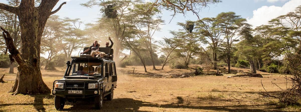 Kenya Best Of Both Safari