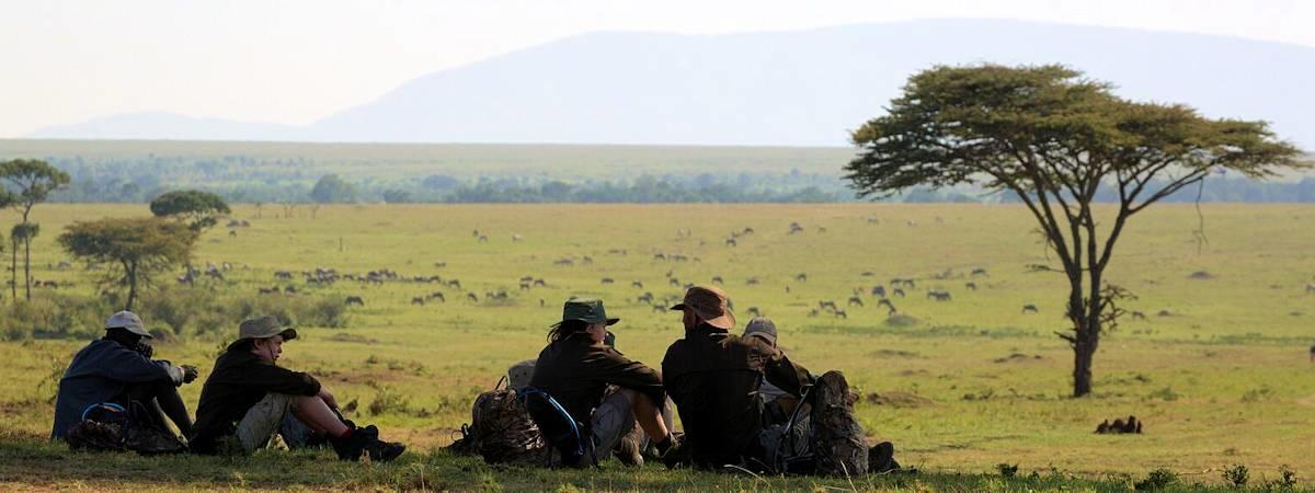Walk The Mara Conservancy