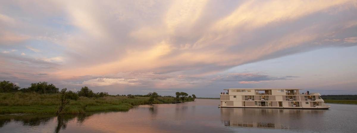 Zambezi Queen Houseboat Zambezi Region Lodges