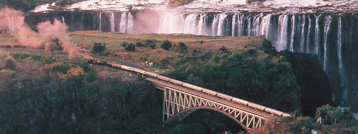 Rovos Rail, Pretoria to Victoria Falls Safari