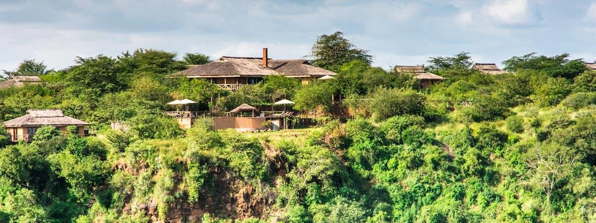 Escarpment Luxury Lodge