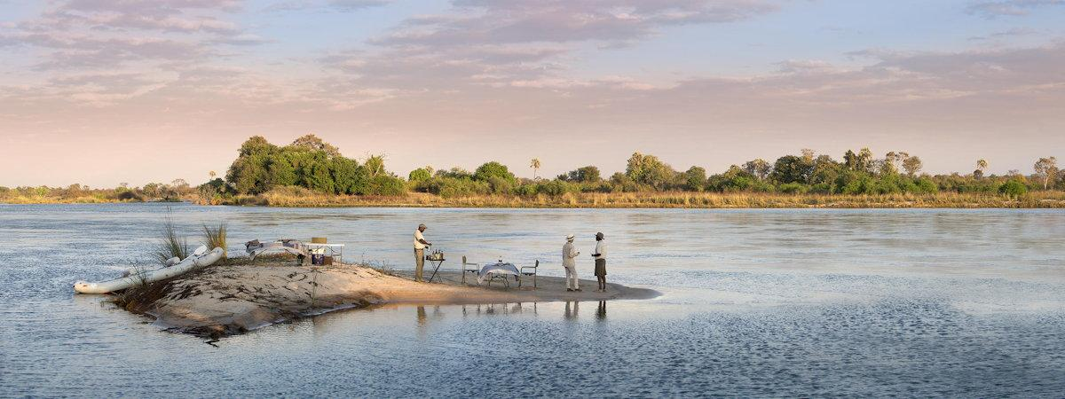 Best Of Zambezi Safari