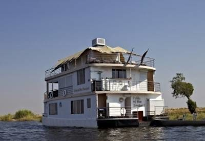 Chobe Princesses Houseboats