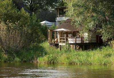 Botswana Honeymoon Spa Safari