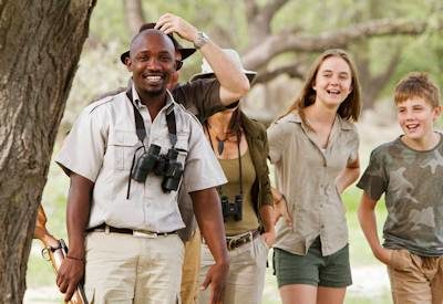 Okavango And Kalahari Family Safari