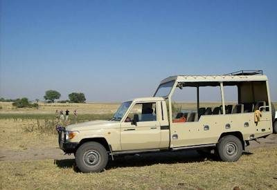 Botswana Wildside Safari