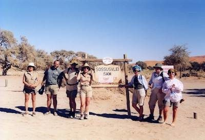 Essence of Namibia Safari