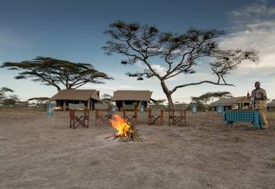 Great Plains Tented Safari