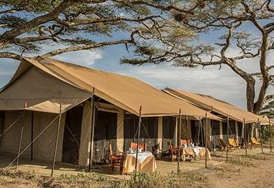 Taste of Tented Safari