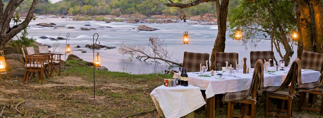 Lufupa Tented Camp