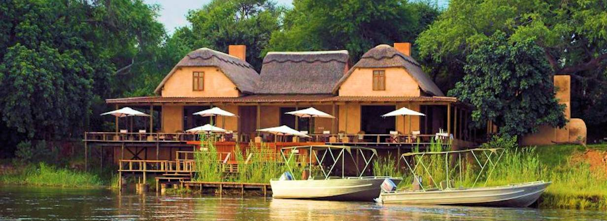 Royal Zambezi River Lodge